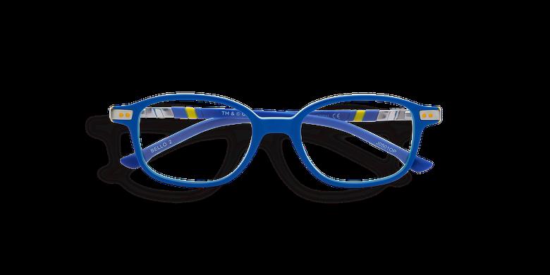 7d49626408 Lunettes de vue enfant BELLO2 bleu ...