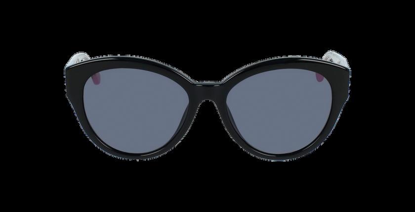 Lunettes de soleil femme VS0023 noir - Vue de face