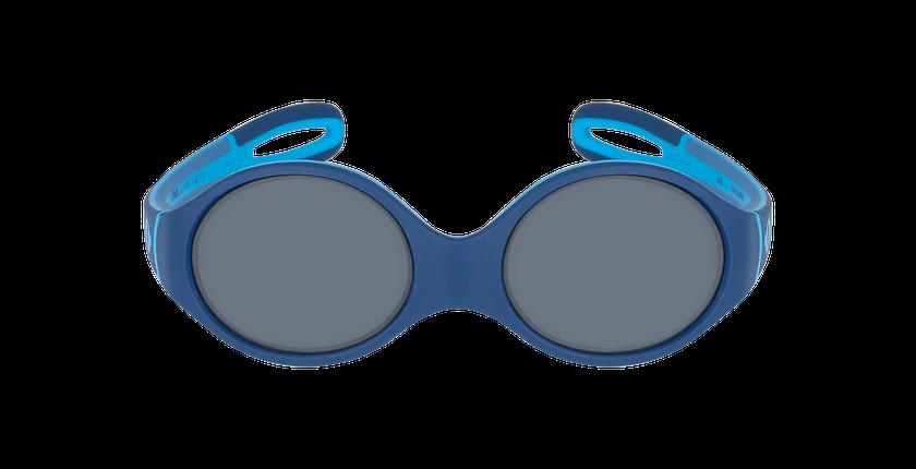 Lunettes de soleil enfant LOOP bleu - Vue de face