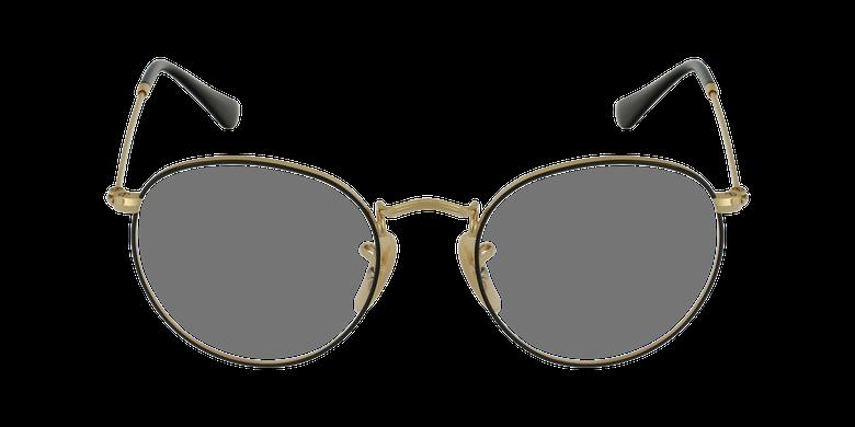 Lunettes de vue 0RX3447V doré/noir