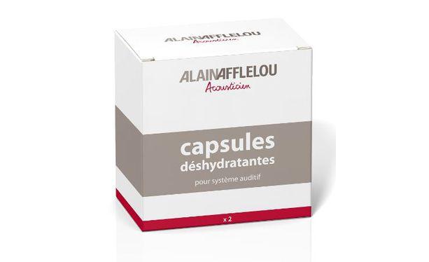 2 Capsules déshydratantes
