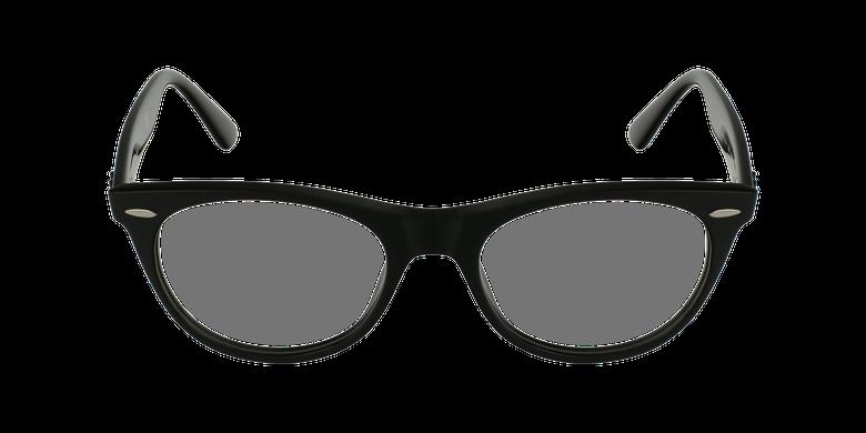 Lunettes de vue 0RX2185V noirVue de face