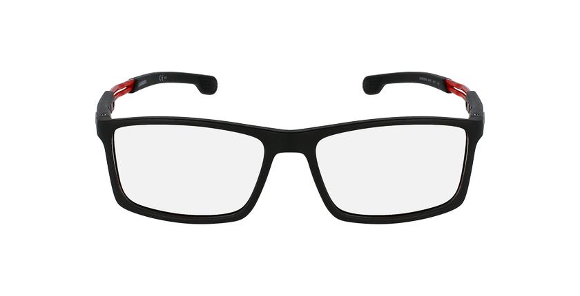 Lunettes de vue homme 4410 noir - Vue de face