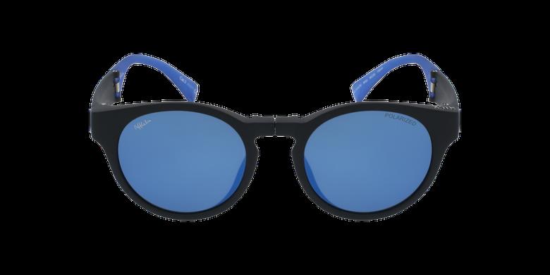 Lunettes de soleil femme SLALOM noir/bleu
