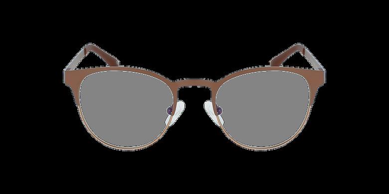 Lunettes de vue femme MAGIC 44 marron/beigeVue de face