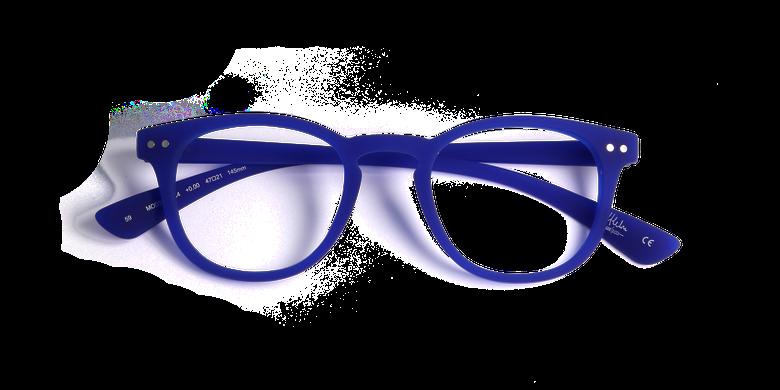 ... Lunettes de vue BLUE BLOCK MIXTE bleu ... 57817c184ed7