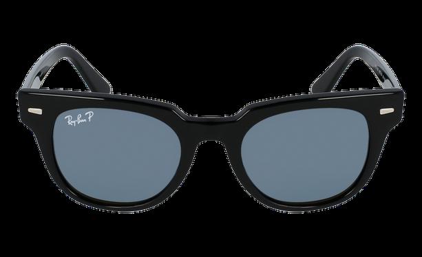 Lunettes de soleil METEOR noir - danio.store.product.image_view_face