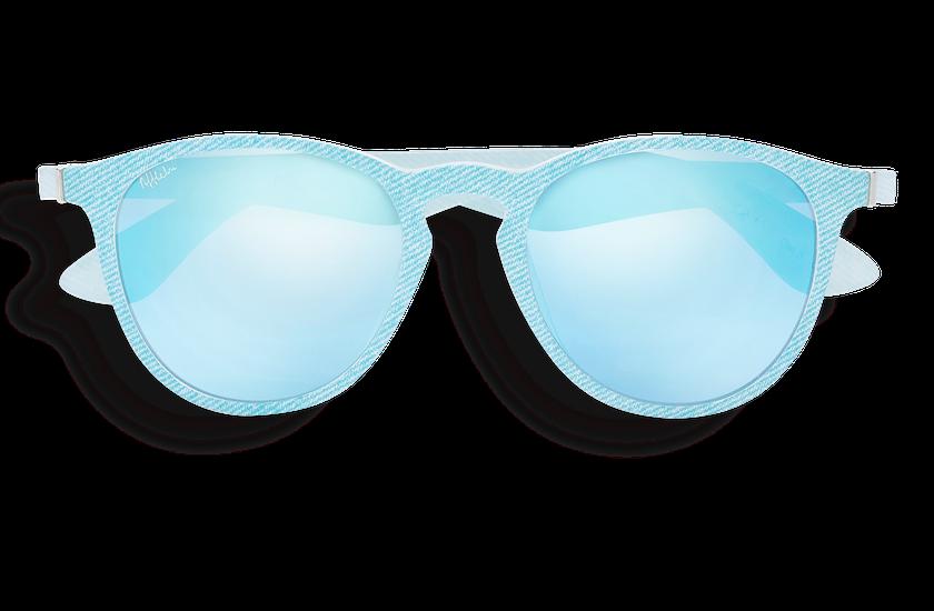 Lunettes de soleil femme VARESE bleu - danio.store.product.image_view_face