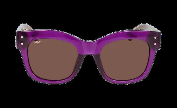 Lunettes de soleil enfant SELENA écaille/violet - danio.store.product.image_view_face