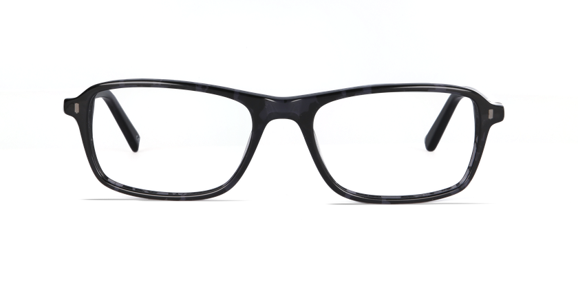 Lunettes de vue homme BRICKLANE écaille - Vue de face