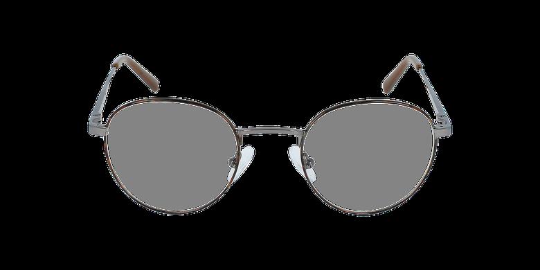 Lunettes de vue homme MARIN écaille/gris