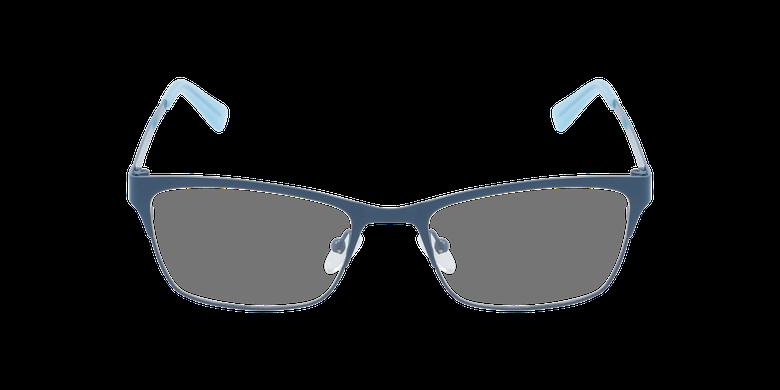 Lunettes de vue femme RZERO9 bleuVue de face