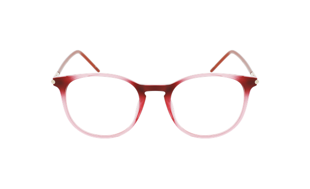 Lunettes de vue femme MAGIC 86 rose - Vue de face