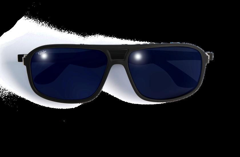 Lunettes de soleil homme ANZIO POLARIZED noir - danio.store.product.image_view_face