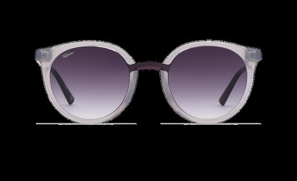 Lunettes de soleil femme DREAM gris/noir - danio.store.product.image_view_face