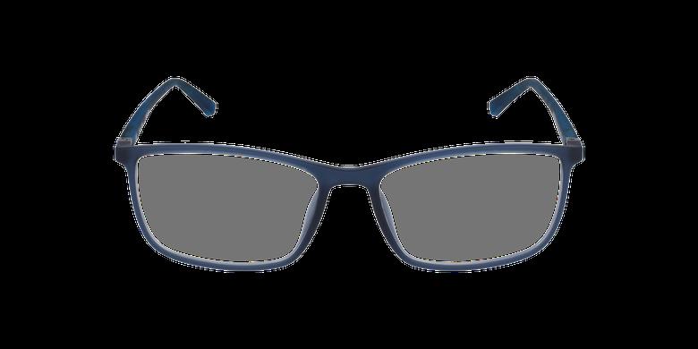 Lunettes de vue homme VPL255 gris/bleu