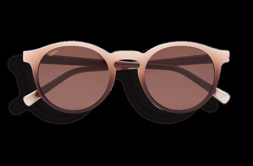 Lunettes de soleil femme CARMEN marron - danio.store.product.image_view_face