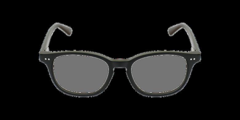 Lunettes de vue enfant SANDRO noir/vertVue de face