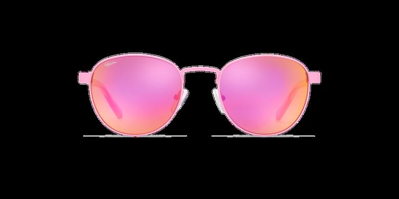 Lunettes de soleil femme FRUTTI rose