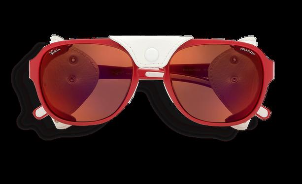 Lunettes de soleil homme SCHUSS rouge - danio.store.product.image_view_face