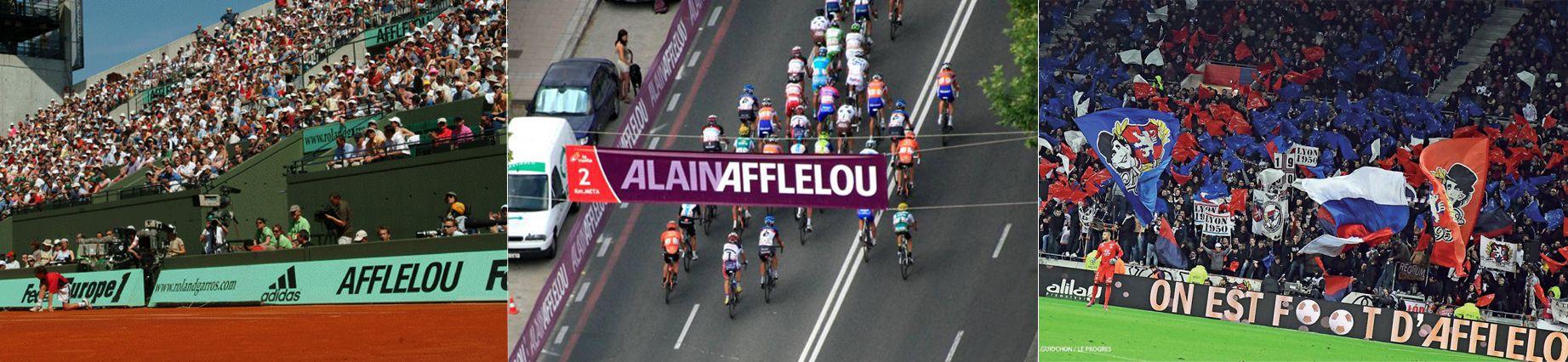 Afflelou soutient nos sportifs
