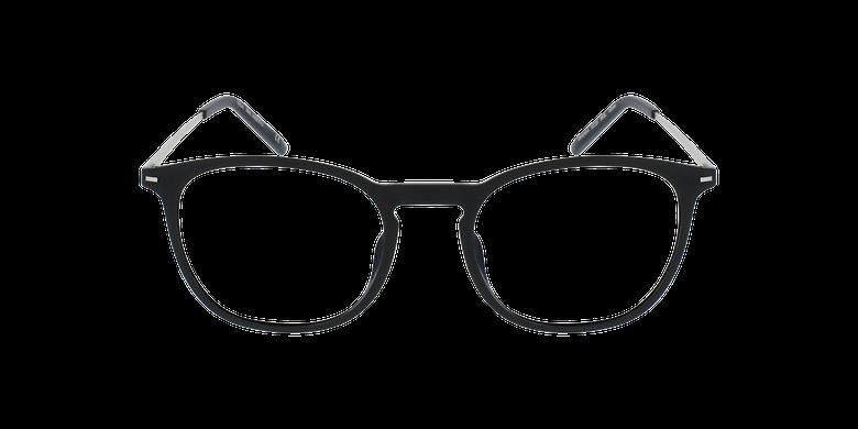 Lunettes de vue homme UMBERTO noir/argenté