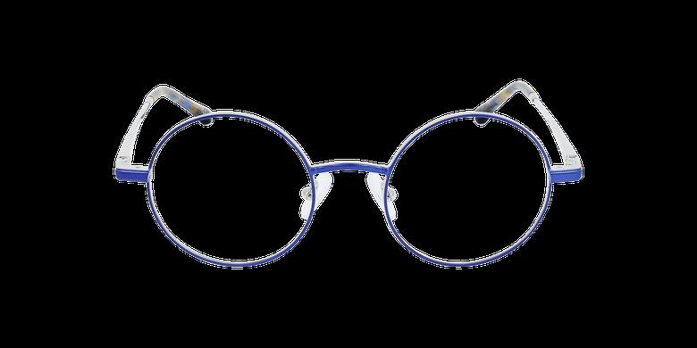 Lunettes de vue MAGIC 96 bleu/argentéVue de face