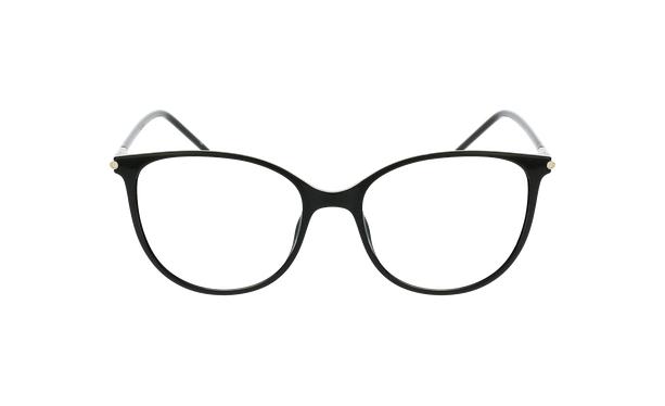 Lunettes de vue femme MAGIC 88 noir - Vue de face
