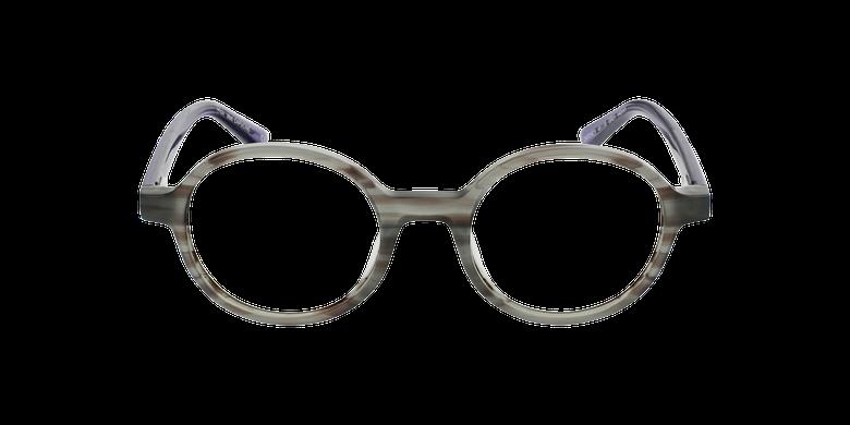 Lunettes de vue femme CAPUCINE gris