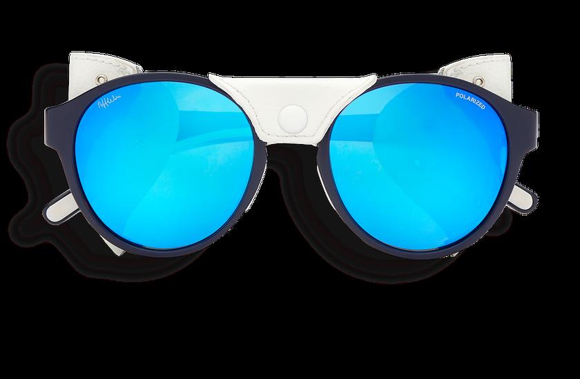 Lunettes de soleil femme FLOCON bleu - danio.store.product.image_view_face