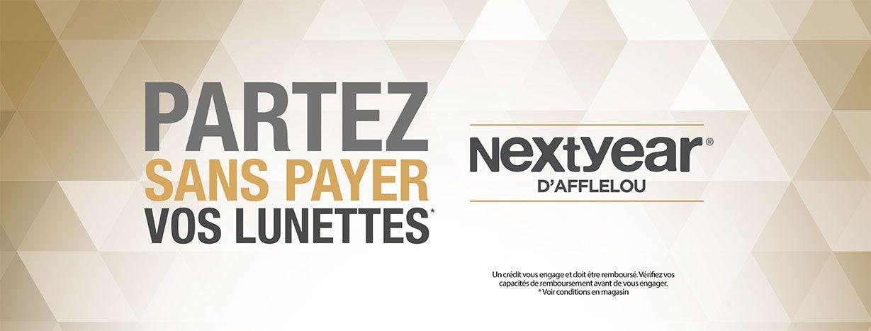 Offre 2019 Chez Exclusivité Nextyear Votre Opticien Afflelou j35A4LqR