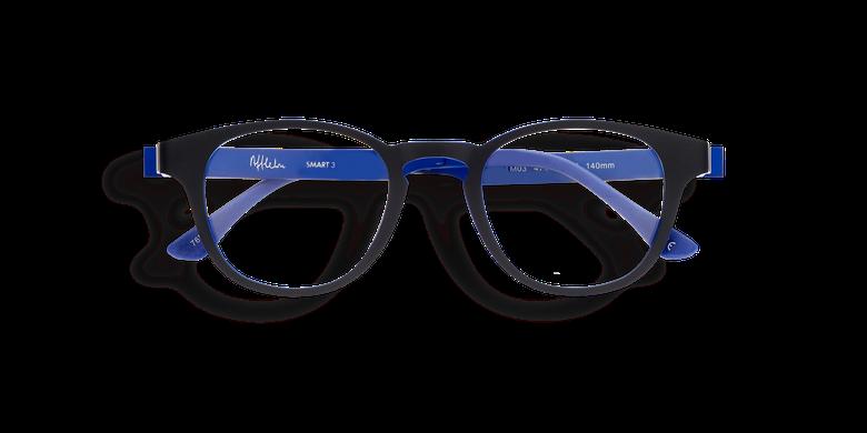 Lunettes de vue homme SMART TONIC 03 bleu