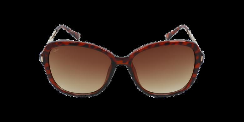 Lunettes de soleil femme COSLADA écaille/doré