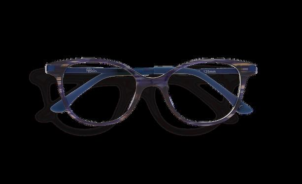Lunettes de soleil enfant MAGIC 31 BLUEBLOCK bleu - danio.store.product.image_view_face