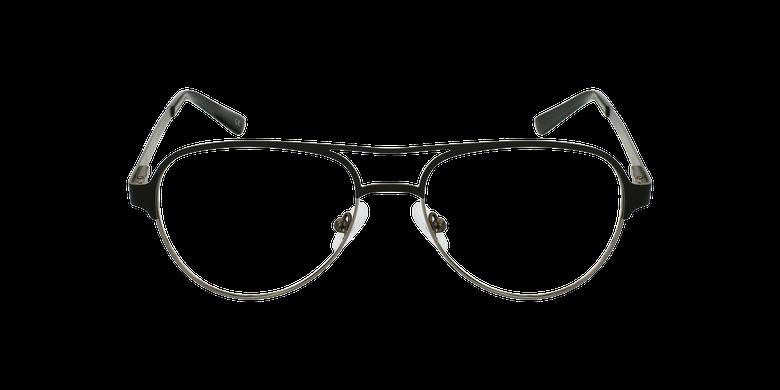 Lunettes de vue NAEL noir/grisVue de face