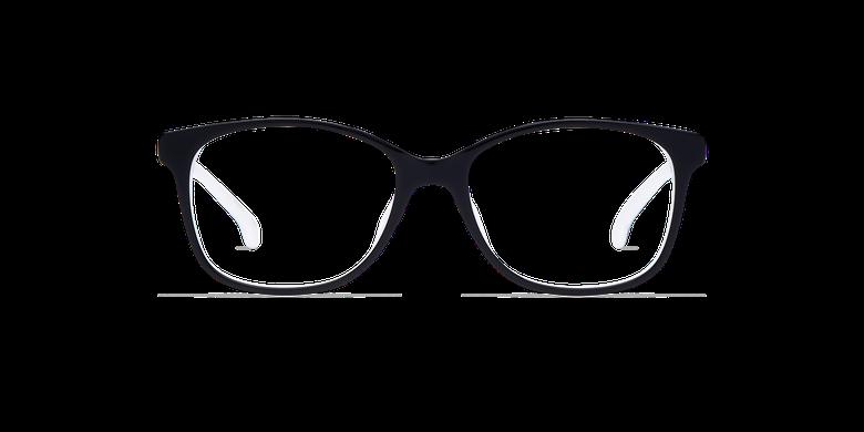 Lunettes de vue femme DOTTIE noir