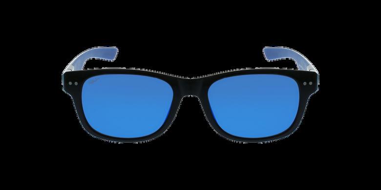 Lunettes de soleil homme FLORENT POLARIZED noir/bleu