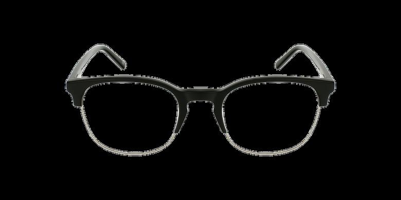 Lunettes de vue OWEN noirVue de face