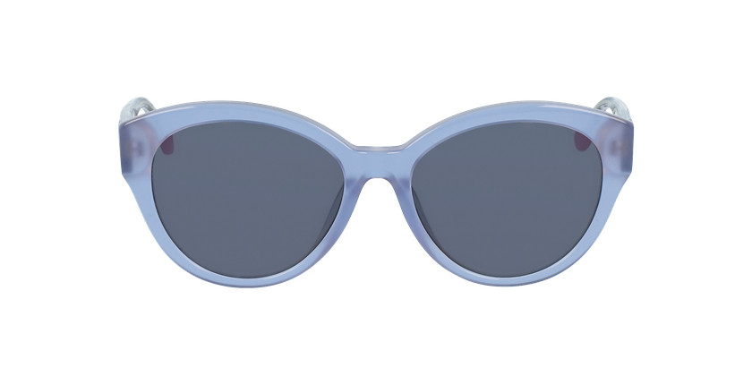 Lunettes de soleil femme VS0023 bleu - Vue de face