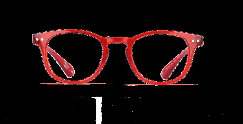 Lunettes de vue enfant BLUE BLOCK ENFANT rouge - Vue de face