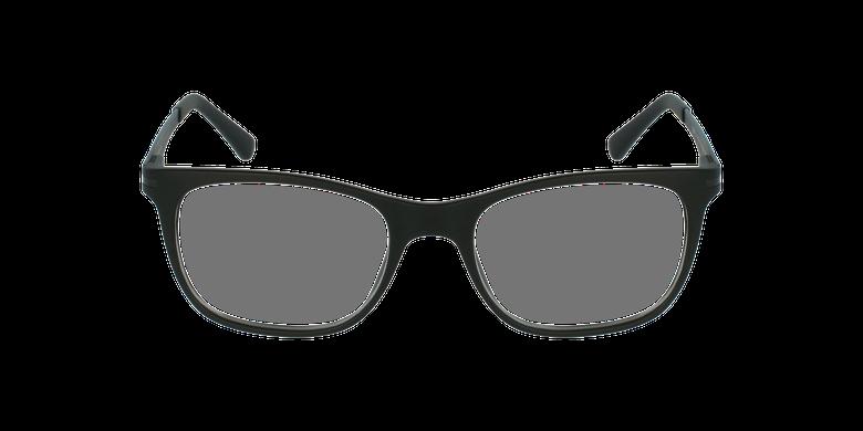 Lunettes de vue homme V1974 noir/grisVue de face