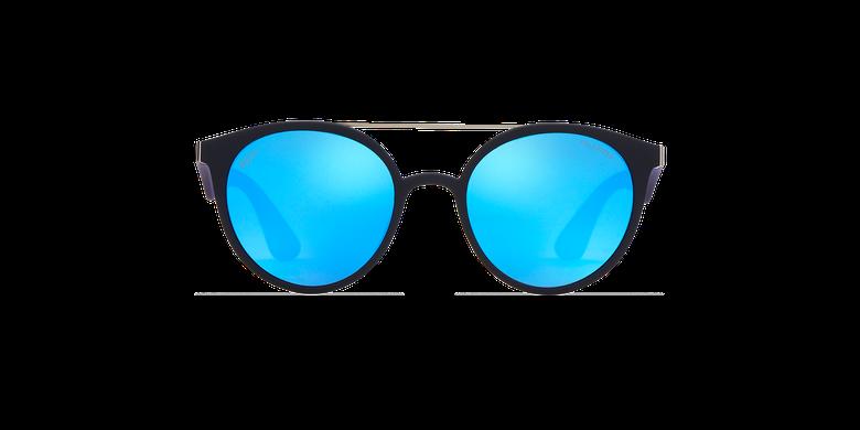 Lunettes de soleil homme ANDRES POLARIZED bleuVue de face
