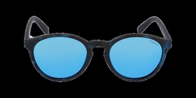 Lunettes de soleil enfant PLD 8024/S bleuVue de face