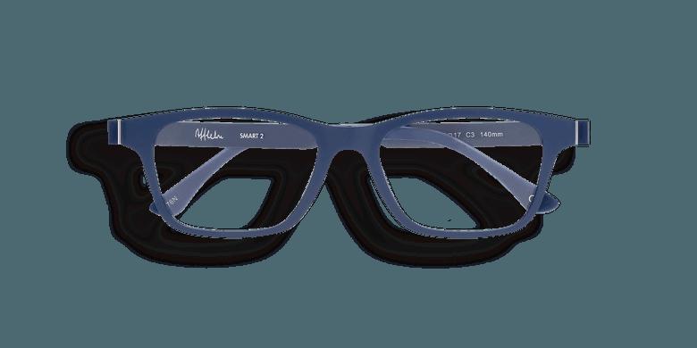Lunettes de vue homme MAGIC 02 bleu/bleu foncé / bordeaux