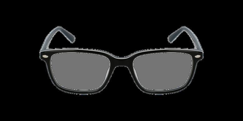 Lunettes de vue enfant AIDAN noir/grisVue de face
