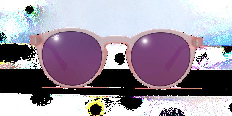 Lunettes de soleil femme FROZZY rose