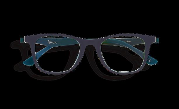 Lunettes de soleil enfant MAGIC 30 BLUEBLOCK bleu/vert - danio.store.product.image_view_face