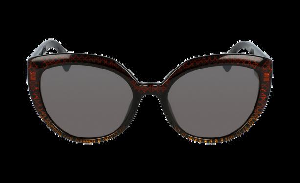 Lunettes de soleil femme DDIORF marron - danio.store.product.image_view_face