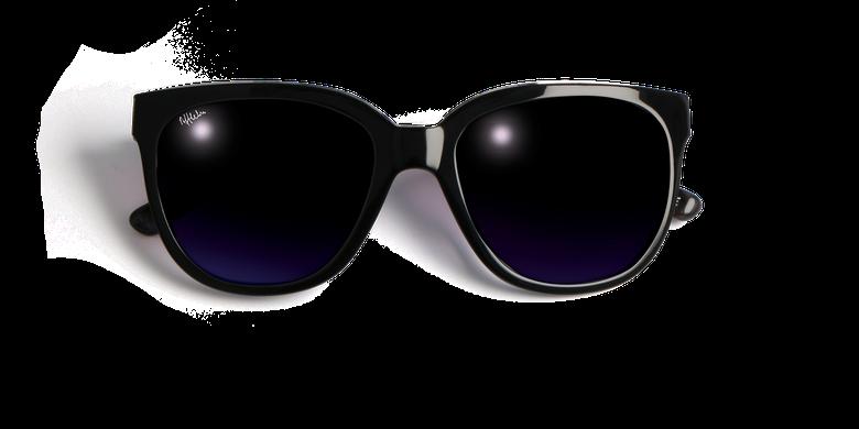 Lunettes de soleil femme MYLENE noir