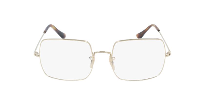Lunettes de vue femme 0RX1971V doré - Vue de face